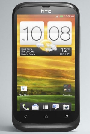 HTC Desire V: ICS y doble tarjeta SIM para Europa