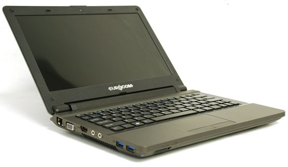 Eurocom Monster: Ivy Bridge, Kepler y 16 GB de RAM a escala netbook