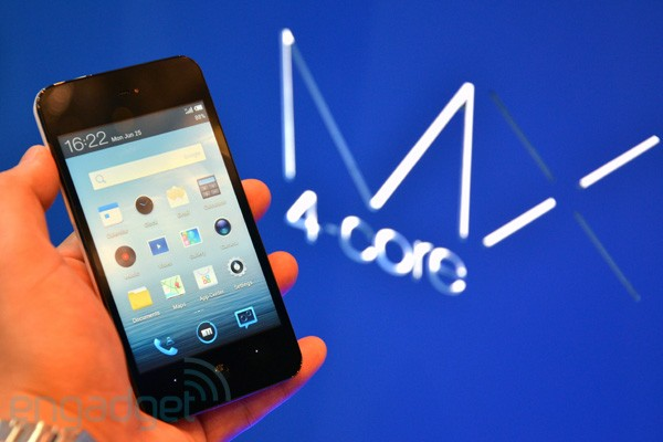 Meizu MX 4-core y Flyme OS posan con garbo en su presentacin oficial