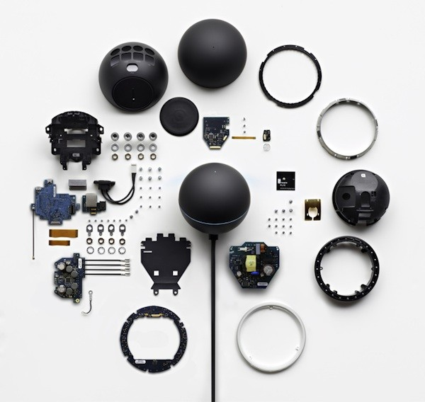 Google Nexus Q se somete a la implacable prueba del cuchillo