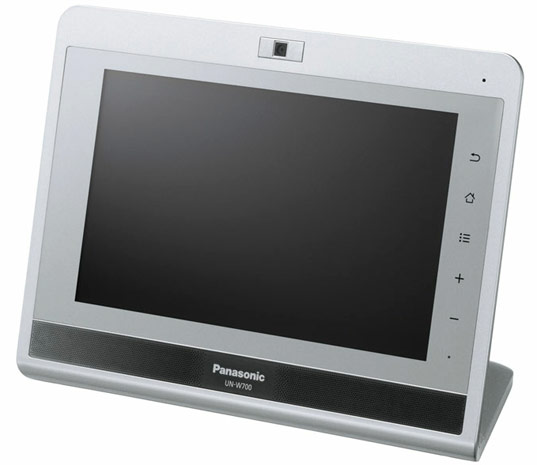 Panasonic UN-W700, un Android orientado al ocio que no es lo que parece