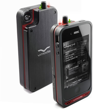 V-Moda VAMP: Conversin analgica y amplificador para el iPhone por el mdico precio de 650 dlares
