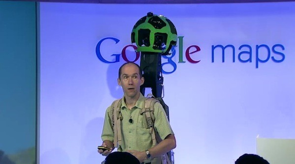 Google Maps se echa Street View a las espaldas con su mochila de mapeado