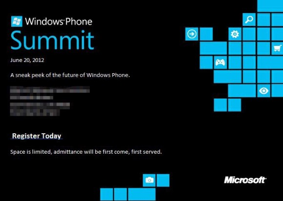 Sigue con nosotros la conferencia de Microsoft sobre Windows Phone Apollo
