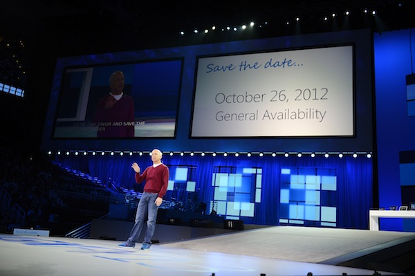Windows 8 saldr a la venta el 26 de octubre para usuarios nuevos y de actualizacin