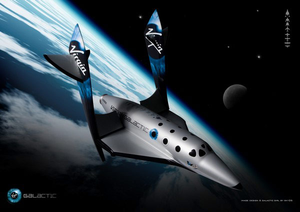 Virgin Galactic dar el pistoletazo de salida al turismo espacial el ao que viene