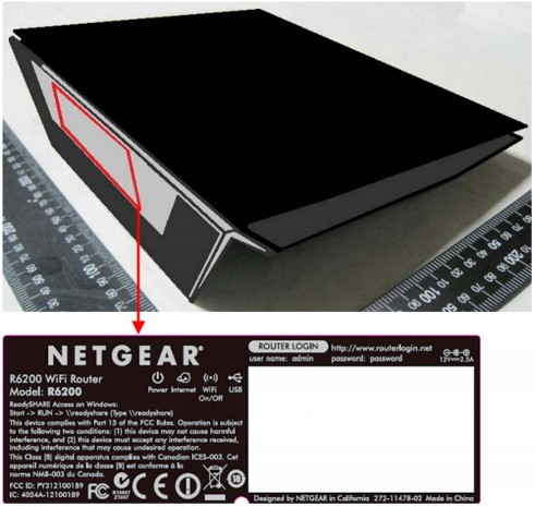 Enrutador Netgear R6200 802.11ac aparece en el sitio de la FCC