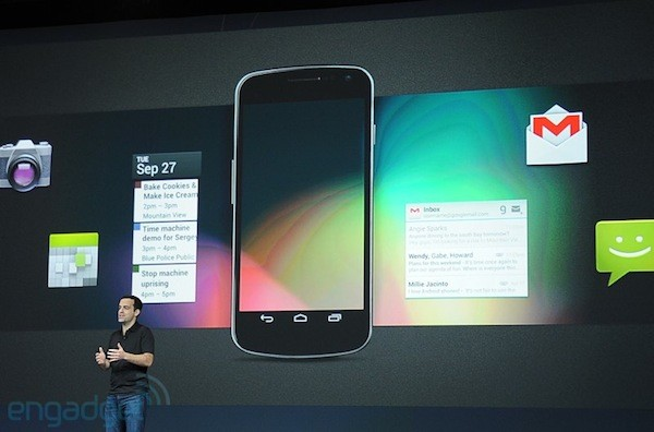 Nexus S tendr su dosis de Jelly Bean el 19 de julio en... Australia