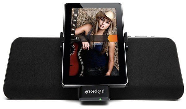 Grace Digital MatchStick se planta en Amazon como el dock de cabecera para el Kindle Fire