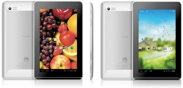 MediaPad 7 Lite, el nuevo retoo ICS de Huawei