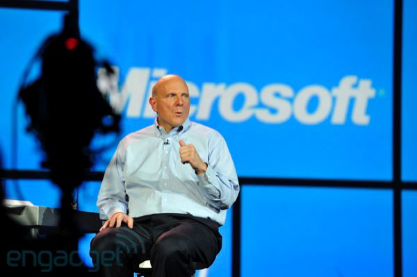 Steve Ballmer asegura que no dejar hueco alguno para Apple