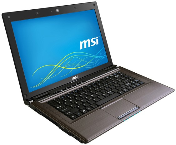 MSI muestra el nuevo CR41 de bronce