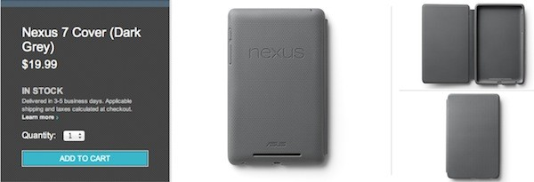 Protector para el Nexus 7 ya disponible en la tienda Google Play