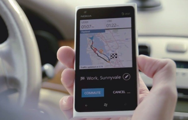 Nokia Conducir 3.0 con 'My Commute' te deja sin excusas para llegar tarde
