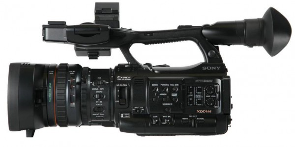 Sony PMW-200 XDCAM quiere tentar al reportero que hay en ti con grabaciones a 1.080p