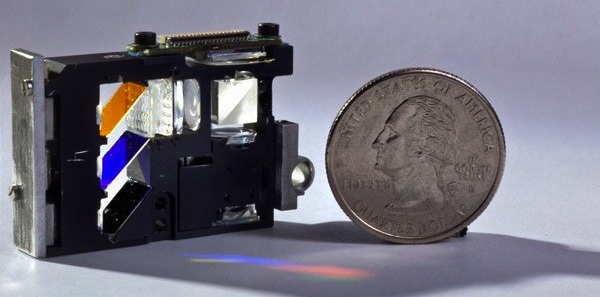 Investigadores crean un pico proyector sper eficiente para smartphones