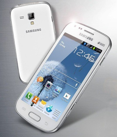 Samsung Galaxy S Duos tambin apuesta por la doble SIM