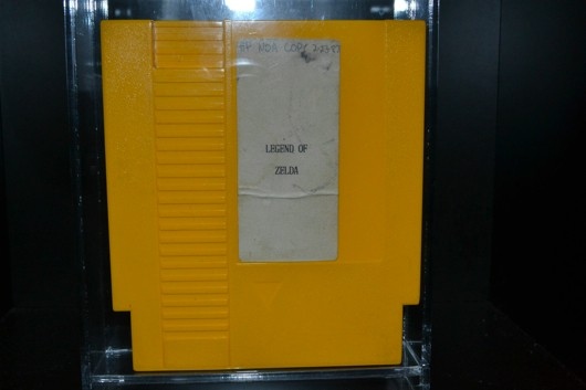 Prototipo de The Legend of Zelda aparece en eBay; disponible por slo 150.000 dlares