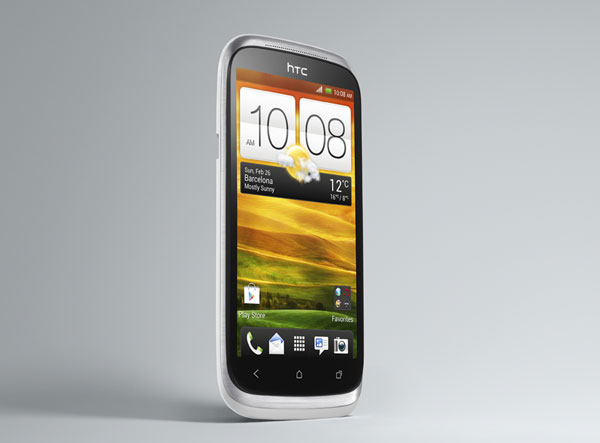 HTC Desire X ya oficial, Android 4.0 y pantalla de 4'' - IFA 2012