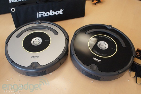 iRobot muestra sus novedades en equipos de limpieza: Looj 300 para canalones y tres nuevas Roombas asequibles (en vdeo!)