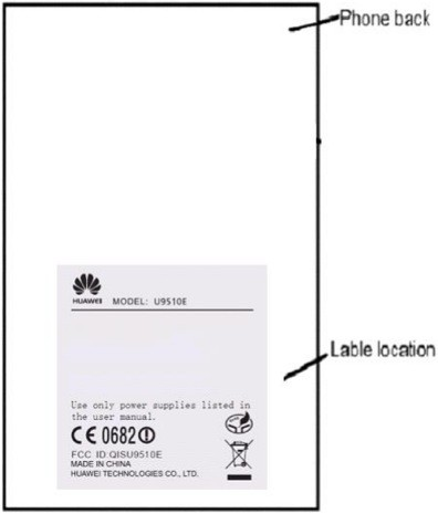 Huawei Ascend D Quad XL se cuela en la FCC luciendo una cmara de 12 megapxeles