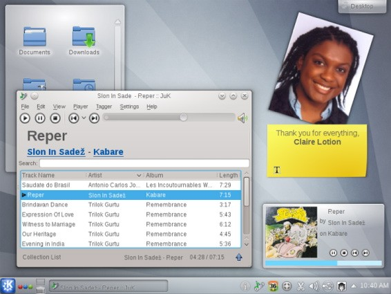 KDE 4.9 ya disponible con muchas mejoras y nuevas opciones