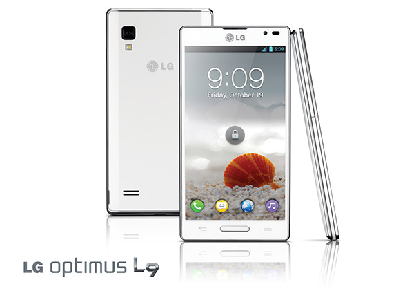 LG Optimus L9 oficial: 4,7 pulgadas de pantalla IPS y chip a 1 GHz
