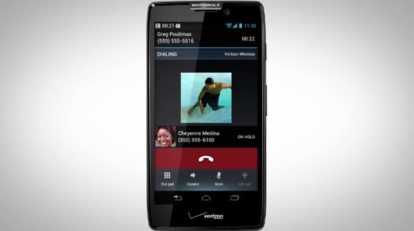 El Droid RAZR HD llega a YouTube con adelanto - Se agu la fiesta de Motorola?