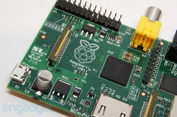 Raspberry Pi, ahora con soporte para MPEG-2, VC-1 y CEC