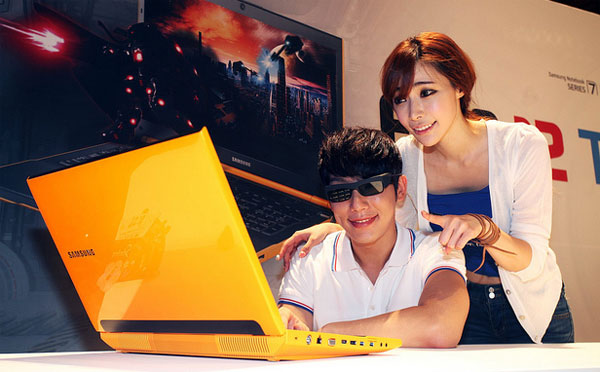 Samsung renueva el Series 7 Gamer con pantalla 3D y AMD Radeon HD 7870M