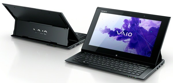 Sony VAIO Duo 11 y Tap20 hacen su entrada en la IFA 2012