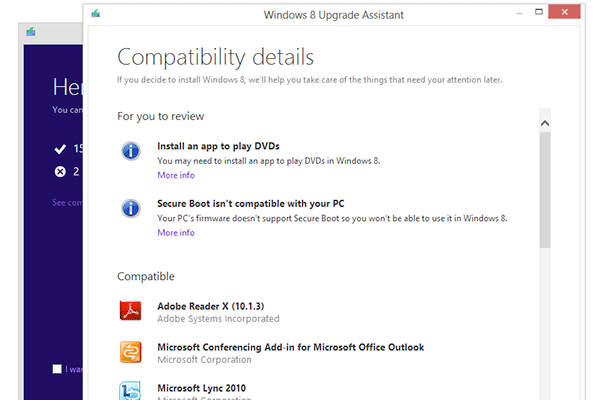 Microsoft lanza su programa de actualización a Windows 8 para los compradores de un PC Windows 7