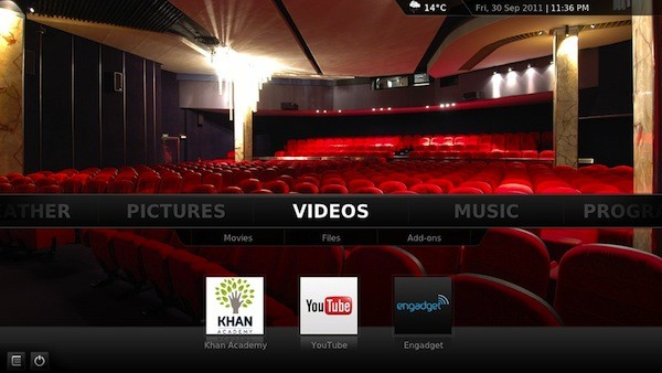 XBMC para Android disponible en nightly builds para los usuarios más valientes