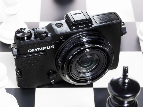 Olympus Stylus XZ-2, la compacta que quera ser algo ms