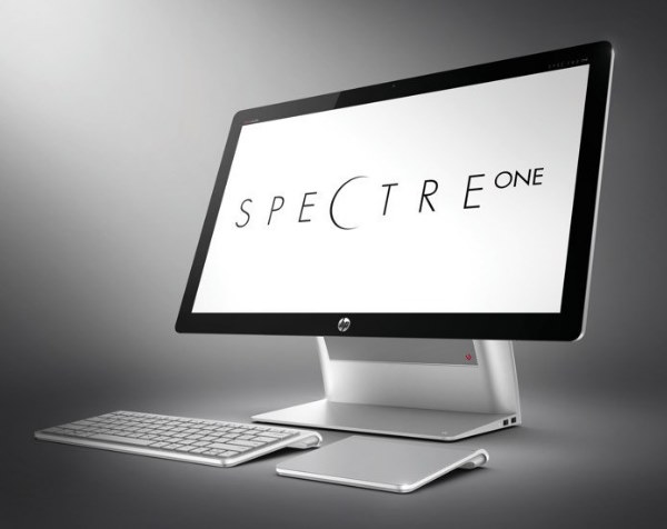 HP anuncia el Spectre One y otros tres nuevos equipos todo-en-uno