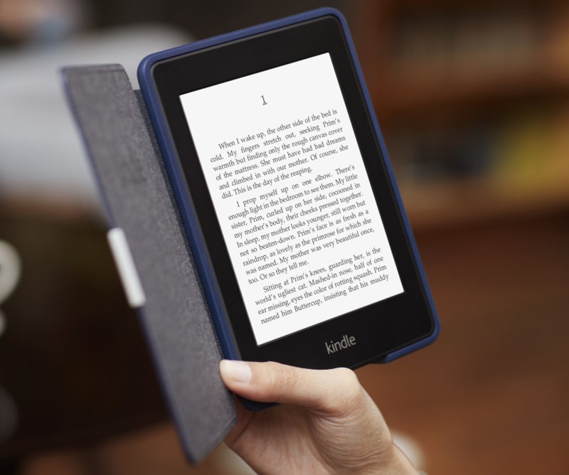 Amazon anuncia el nuevo Kindle Paperwhite, con pantalla capacitiva e iluminación frontal