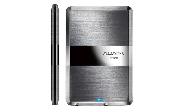 ADATA presenta el DashDrive Elite HE720, el disco duro porttil ms fino del mundo