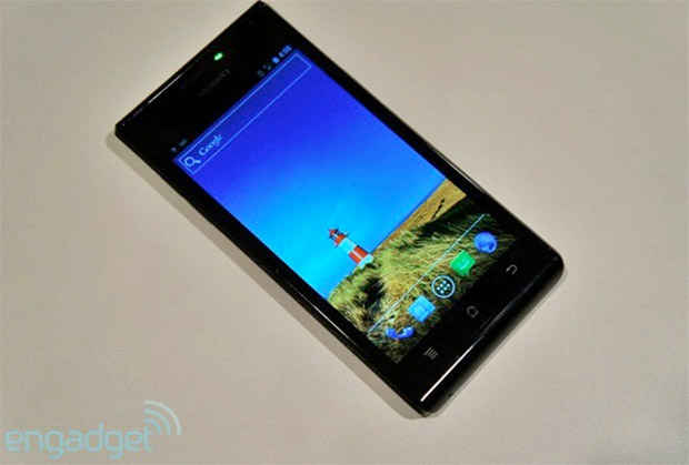 Huawei Ascend P1 LTE saborear las altas velocidades el 4G britnico