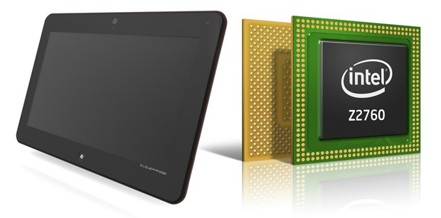 "Intel detalla los tablets Clover Trail: 10 horas de uso y una experiencia ""plena"" Windows 8"