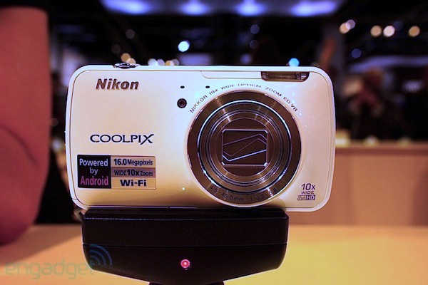 coolpix s800c