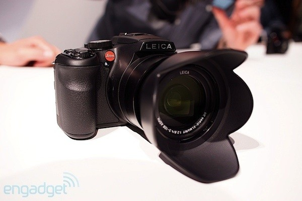 Leica V-LUX 4, la nueva superzoom de la firma alemana en video - Photokina 2012