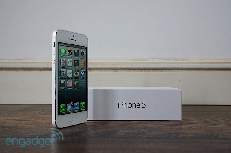 iPhone 5S contara con cmara y procesador mejorados (rumor)