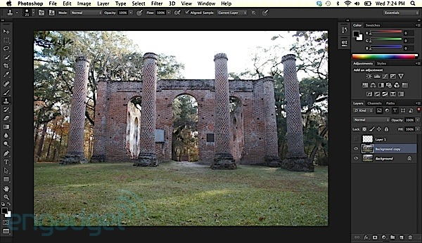 Adobe actualiza Photoshop e Illustrator CS6 para las pantalla Retina de los MacBook Pro