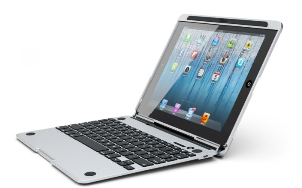 Cruxkunk, un teclado que convierte el iPad en porttil