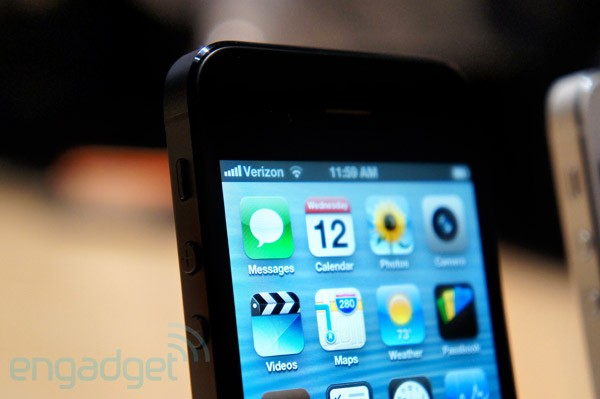 El nuevo iPhone 5 de cerca (Actualizada: ¡con video!)
