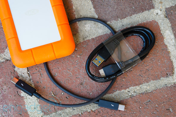 LaCie Rugged USB 3.0 Thunderbolt: Almacenamiento externo a excelentes velocidades