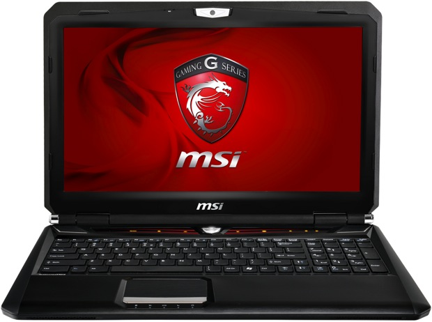 MSI desvela el porttil para jugones GX60 (chip A10 y Radeon HD 7970M)