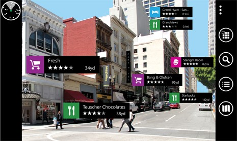 Nokia hace oficial City Lens, la app de realidad aumentada para Windows Phone 8