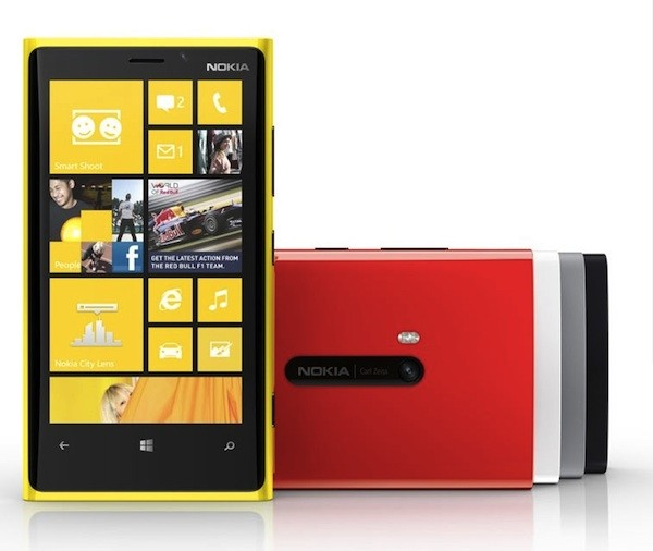 Nokia Lumia 920 se hace oficial: Snapdragon S4, PureView y Windows Phone 8 [Actualizada: ¡con videos!]