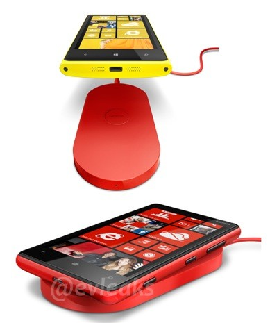 Aparecen imgenes de los accesorios de los nuevos Lumia: un cargador inalmbrico y un desconocido dispositivo